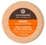 Shampoo  Bar Sinaasappel voor futloos haar
