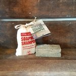 BEER & BAY SOAPNUT SHAMPOO BAR 90G