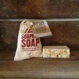 Oatmilk & Calendula Soapnut Soap_