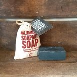 Activated Charcoal Soapnut Soap