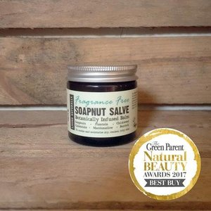Fragrance Free Soapnut Salve