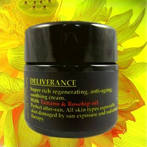 Deliverance Organic Anti-Aging Soothing cream