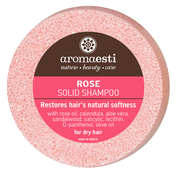 Shampoo bar rozen (droog haar)