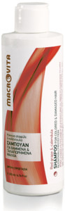 Macrovita Shampoo (gekleurd/beschadigd) Haar