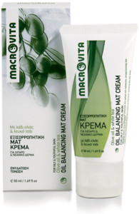 Macrovita Oil balancing mat cream (vette & acne huid)