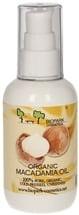 Macadamia Olie Organic - Biopark Cosmetics