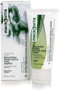 Macrovita Ultra fine Moisturizing cream 24 hours