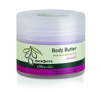 Olive-elia Body butter sensual (passievrucht)