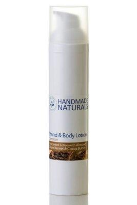 Hand en Bodylotion Sensitive