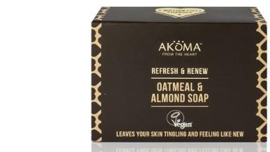 Oatmeal & Almond Soap