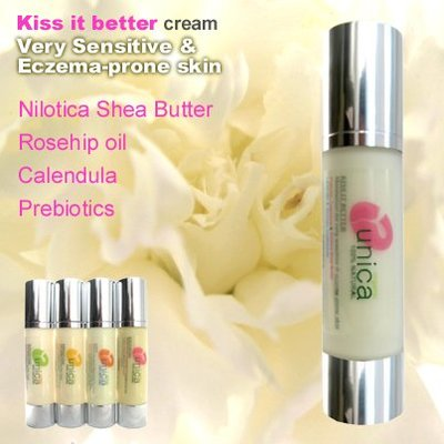 Kiss It Better  Organic Exzema Cream