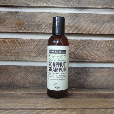 BERGAMOT & YLANG SOAPNUT SHAMPOO