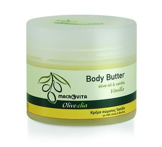 Olive-elia Body Butter Vanille