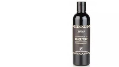 Black Soap Liquid
