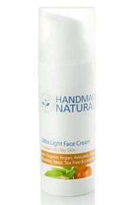Ultra Light Face Creme Probleem & vette huid