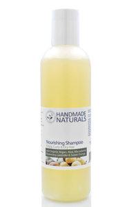 Nourishing Shampoo met Organic Arganolie
