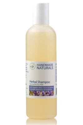 Handmade Naturals Herbal shampoo droog en normaal haar