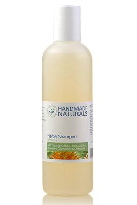 Handmade Naturals Herbal  Shampoo  Sensitive Sulfaatvrij